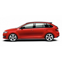 Perdele interior Skoda RAPID SPACEBACK 2017->