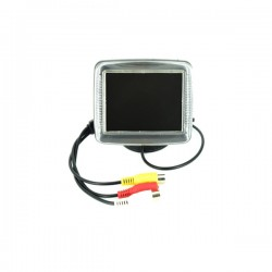"Monitor 3,5"" LCD universal de vedere in spate BY-01T035M"