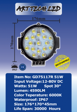 Proiector-LED-GD75117R-de-51W-12-24V