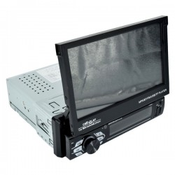 "Media Player 7"" cu touchscreen MP5, MP3, bluetooth, mirrorlink 1DIN, COD:1705"