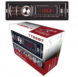 MP3 player auto TF/USB/BT si port USB incarcare 1782BT